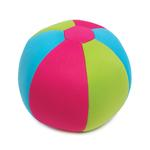 View Image 1 of Zanies Surf's Up Beach Ball Dog Toy