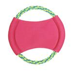 View Image 1 of Zanies Surf's Up Rope Flyer - Raspberry