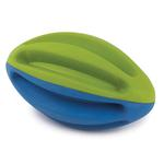 View Image 1 of Zanies Wig Wag Football - Green