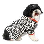 View Image 1 of Zebra Buzz Dog Pajamas
