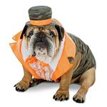 View Image 1 of Zelda Camo Tux Dog Costume