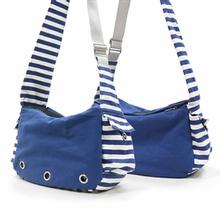 Soft Sling Bag Dog Carrier by Dogo - Blue