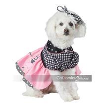 50's Poodle Pooch Dog Costume