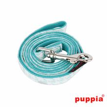 Aggie Dog Leash by Puppia - Aqua