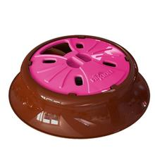 Aikiou Junior Dog Feeding Toy - Pink and Brown