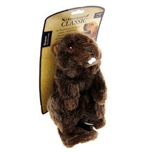 American Classic Dog Toy - Large Beaver