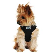 Wrap and Snap Choke Free Dog Harness - Black