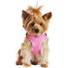 Wrap and Snap Choke Free Dog Harness - Candy Pink