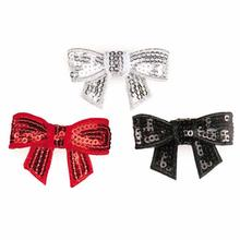 Aria Nina Sequin Dog Barrette