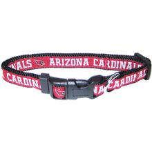 Arizona Cardinals Officially Licensed Dog Collar