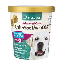 ArthriSoothe-Gold Advanced Care Soft Pet Chews by NaturVet