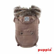 Arthur Dog Coat by Puppia - Beige