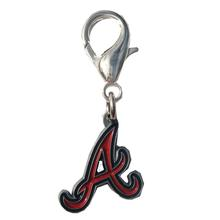 Atlanta Braves Dog Collar Charm