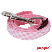 Atticus Dog Leash by Puppia - Pink