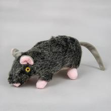 Aussie Lush Plush Rat Cat Toy