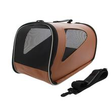 Aussie Transporter Pet Carrier - Chestnut