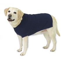 Barker's Basic Dog Sweater - Navy