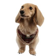 Barron Dog Harness by Puppia - Wine