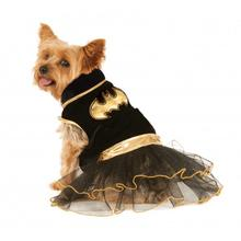 Batgirl Tutu Dog Dress