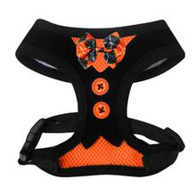 Be Good Argyle Bowtie Dog Harness
