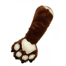 Bear Claw Plush Dog Toy by Hip Doggie