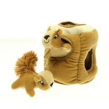 Best Friend Hide-A-Squirrel Dog Toy