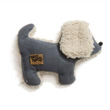 Big Sky Puppy Dog Toy - Storm Blue