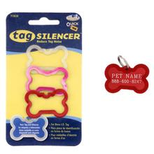 Bone Pet Tag Silencer - Female 3 Pack