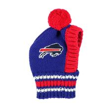 Buffalo Bills Knit Dog Hat