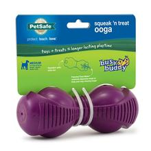 Busy Buddy Squeak 'n Treat - Ooga