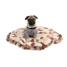Butterball Dog Bed by Pinkaholic - Brown