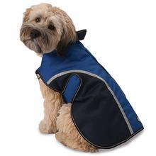 Calgary Dog Coat - Navy