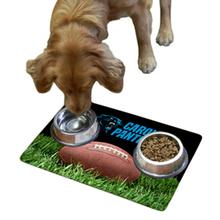 Carolina Panthers Pet Bowl Mat