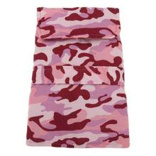 Casual Canine Camo Barn Dog Coat - Pink
