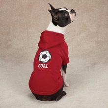 Sports Hound Dog Hoodie - Soccer