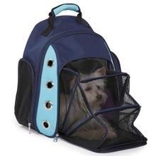 Casual Canine Ultimate Backpack Pet Carrier - Blue