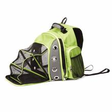 Casual Canine Ultimate Backpack Pet Carrier - Green
