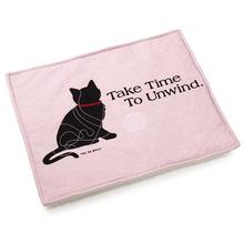 Cat is Good Cat Mat - Pink