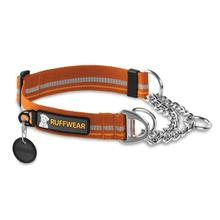Chain Reaction Dog Collar by RuffWear - Burnt Orange