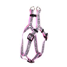 Chantilly Step-In Dog Harness by Yellow Dog - Pink