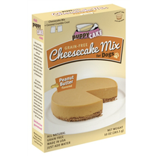 Cheesecake Puppy Cake Mix Dog Treat - Peanut Butter
