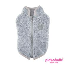 Chelsea Dog Vest by Pinkaholic - Gray