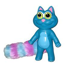 Chewbies Dog Toy - Blue Cat