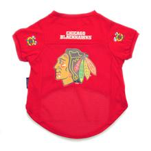 Chicago Blackhawks Dog Jersey - Red