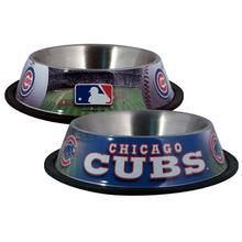 Chicago Cubs Dog Bowl