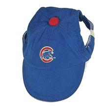Chicago Cubs Dog Hat