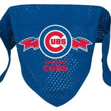 Chicago Cubs Mesh Dog Bandana