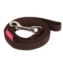 Choco Mousse Dog Leash by Pinkaholic - Brown