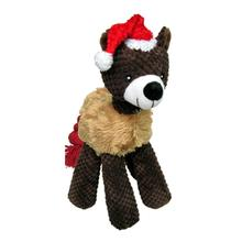 Christmas Long Legged Dog Toy - Bear