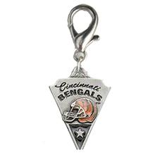 Cincinnati Bengals Pennant Dog Collar Charm